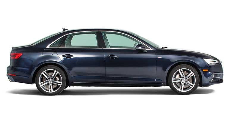 Meilleur choix, compacte de luxe : Audi A4 ()