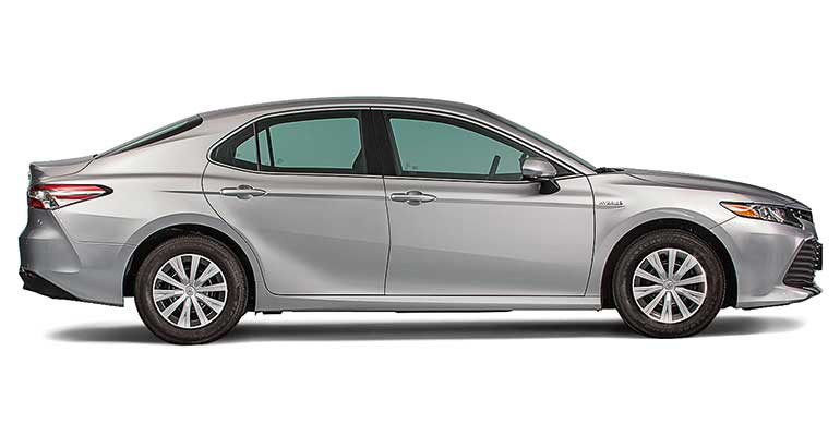 Meilleur choix, intermédiaire : Toyota Camry ()