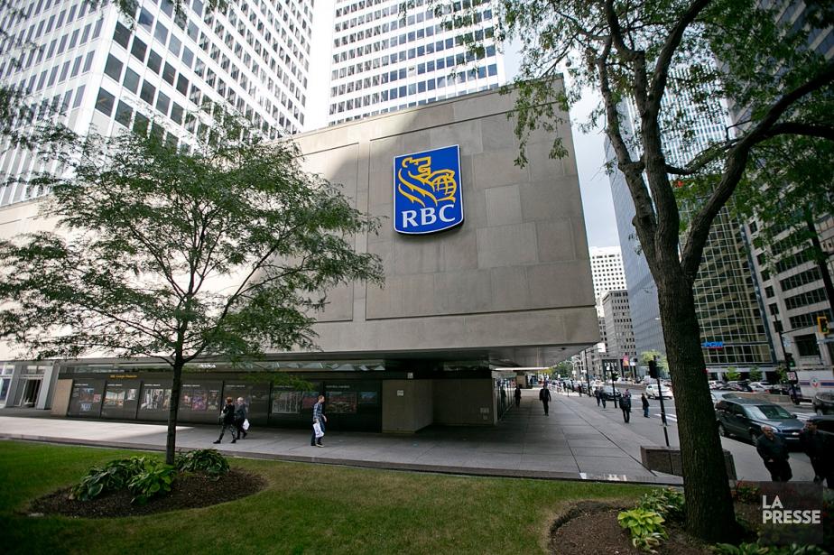 Le bénéfice par action de la Banque Royale... (PHOTO DAVID BOILY, ARCHIVES LA PRESSE)