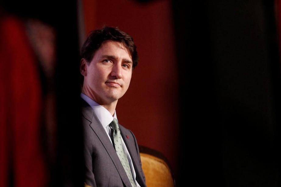 Le premier ministre Justin Trudeau prend part à... (PHOTO ADNAN ABIDI, REUTERS)
