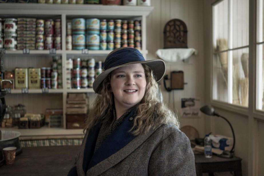 Debbie Lynch-White dans La Bolduc... (Photo fournie par Les Films Séville)