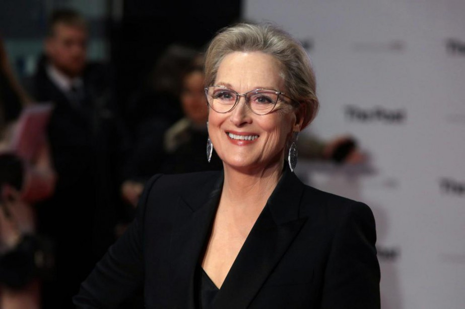 Meryl Streep... (Photo Grant Pollard, Associated Press)