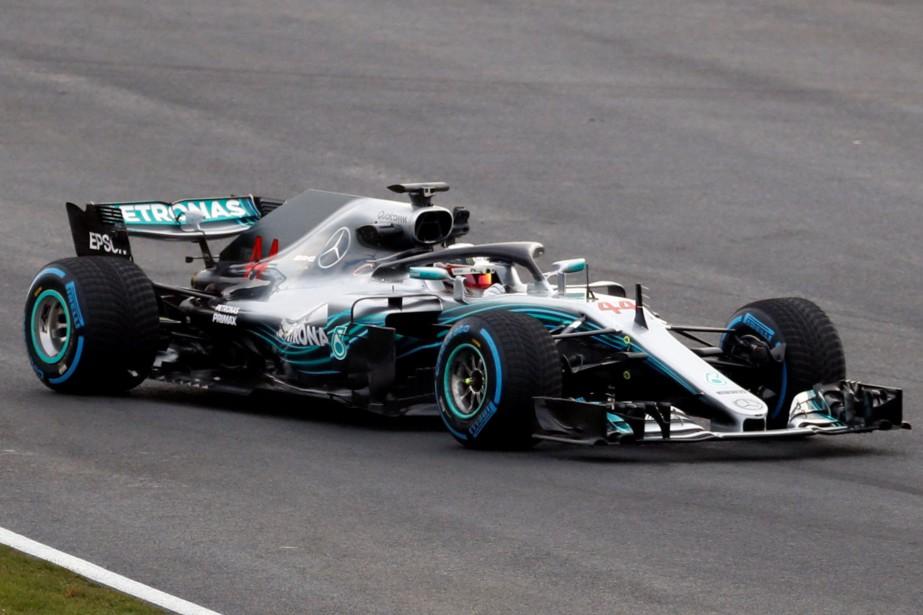 F1 Formula One - Mercedes 2018 Car Launch...
