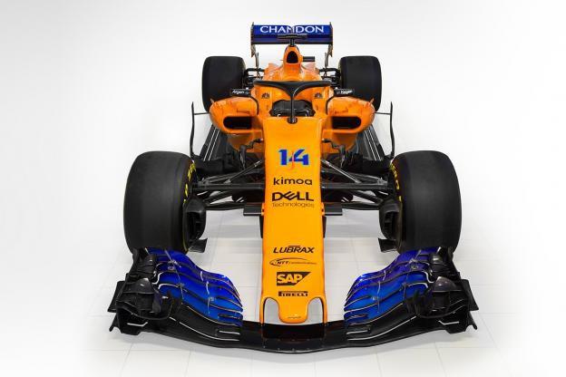 La McLarenMCL33 | 23 février 2018