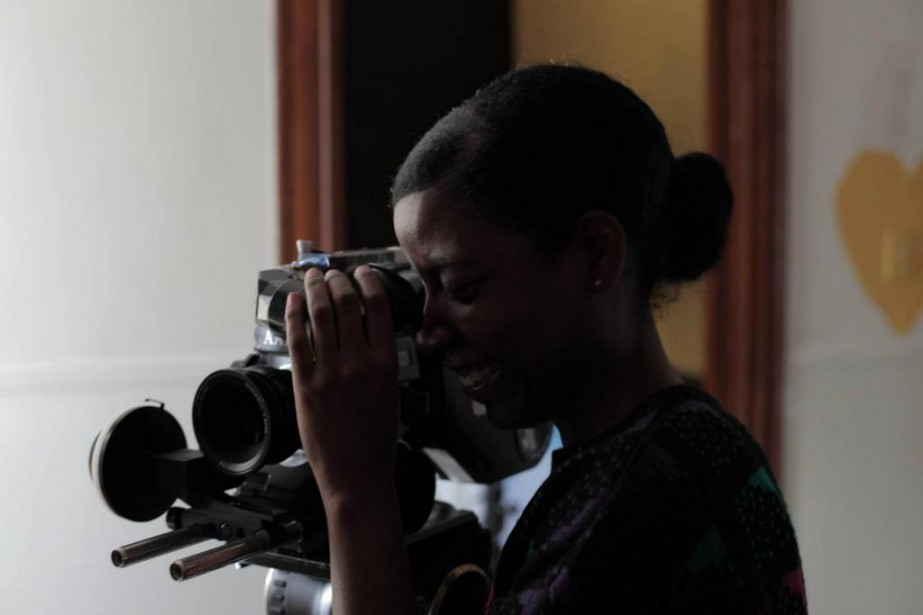 La réalisatrice Miryam Charles présentera son court métrage... (photo fournie par lesRendez-Vous Québec Cinéma)