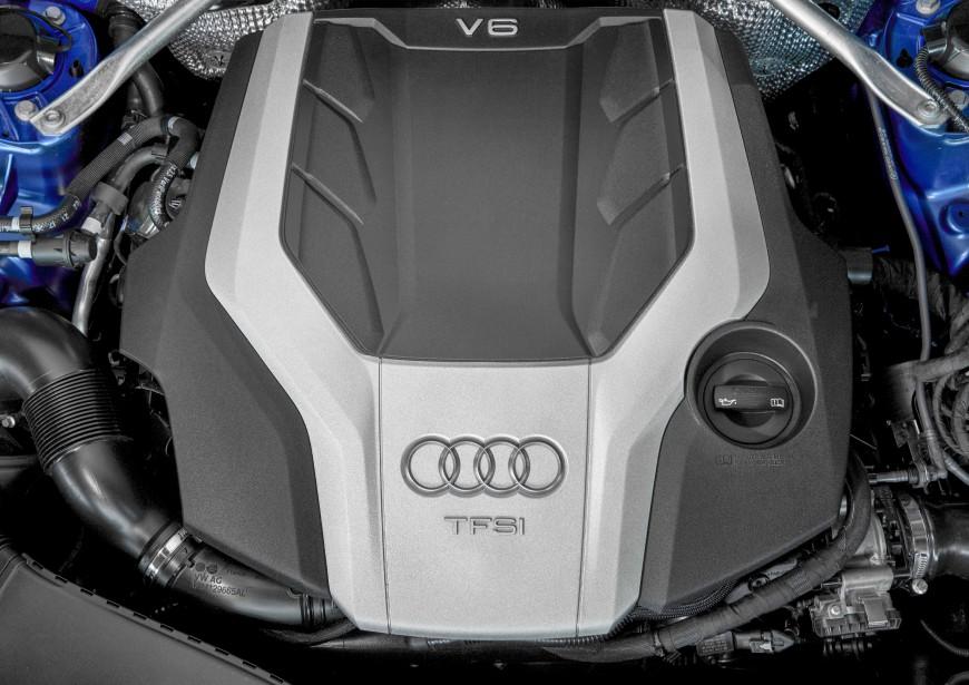 Audi A7 Sportback 55 2019 | 23 février 2018