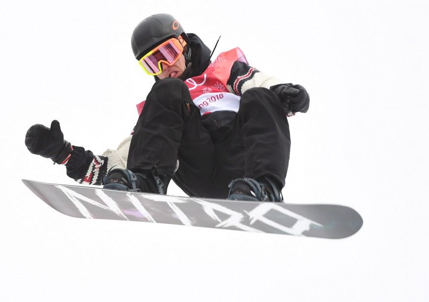 Sébastien Toutant aterminé au quatrième rang.... (Photo La Presse canadienne)