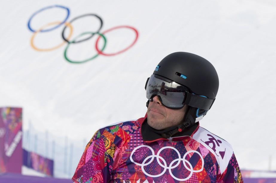 Jasey-Jay Anderson... (Photo La Presse canadienne)