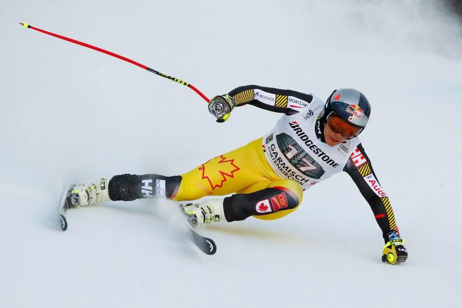 «Dans mon sport, le ski alpin, j'ai pu... (Photo Wolfgang Rattay, REUTERS)