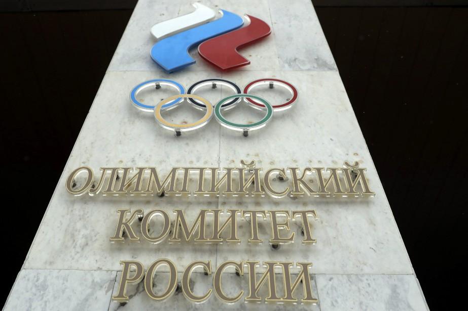 Le CIO a suspendu la Russie pour dopage... (Photo Pavel Golovkin, AP)