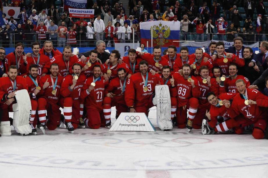 Il s'agit de la première médaille d'or de... (Photo Grigory Dukor, REUTERS)