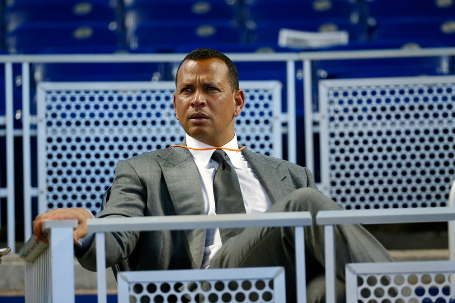 Alex Rodriguez avait le statut de conseiller et d'instructeur... (PHOTO WILFREDO LEE, ARCHIVES ASSOCIATED PRESS)