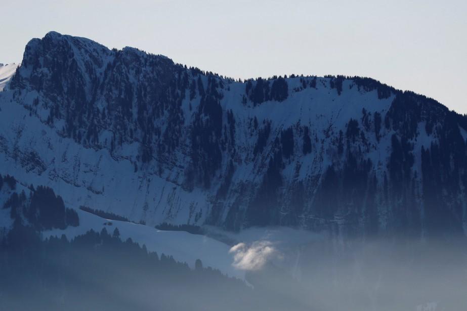 Deux Suisses ont été emportés dimanche après-midi par... (REUTERS)