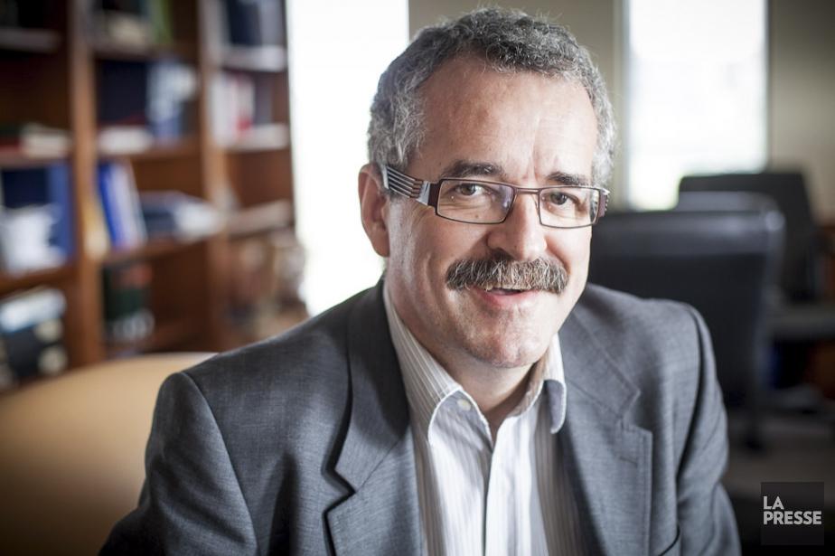 Le vice-recteur aux affaires internationales de l'Université de... (Photo archives La Presse)