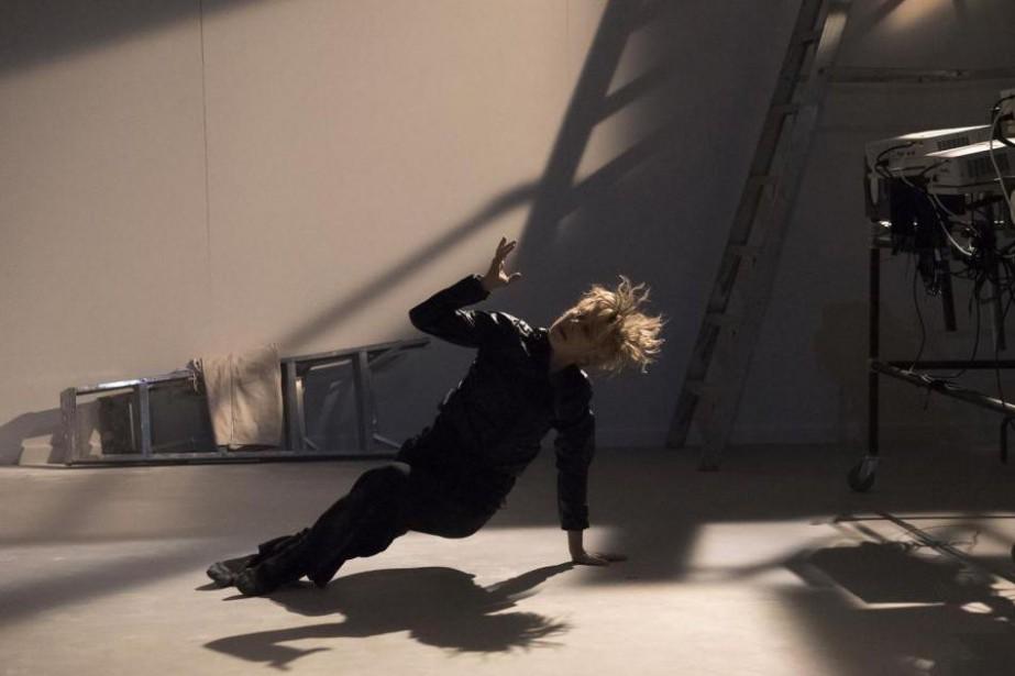 Louise Lecavalier dans Les Marguerite (s)... (Photo Caroline Roberge, fournie par Espace Go)