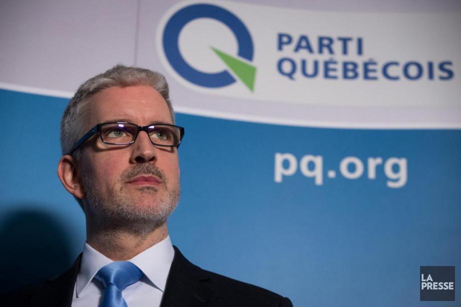 Jean-Martin Aussant a confirmé son intention de se... (PHOTO IVANOH DEMERS, ARCHIVES LA PRESSE)