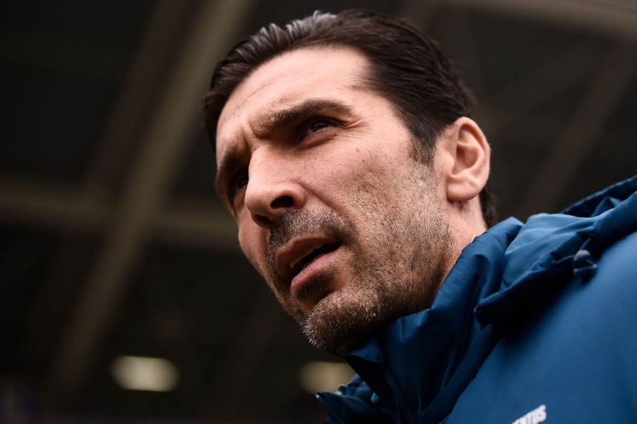 Gianluigi Buffon... (PHOTO MARCO BERTORELLO, AFP)