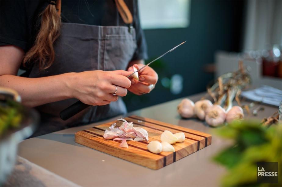 La cuisine est le lieu parfait pour arrêter,... (Photo Hugo-Sébastien Aubert, Archives La Presse)