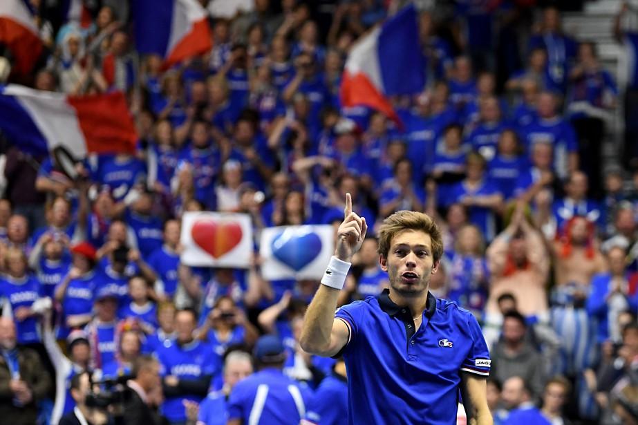 «Ils viennent de tuer la Coupe Davis», a... (Photo Jean-Pierre Clatot, AFP)