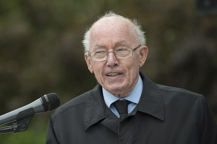 L'ancien premier ministre Bernard Landry... (PHOTO ARCHIVES LA PRESSE CANADIENNE)
