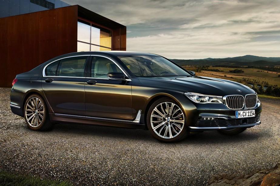 La voiture de ses rêves :  une BMW 750i car il la trouve fiable, confortable et agréable à conduire. | 27 février 2018
