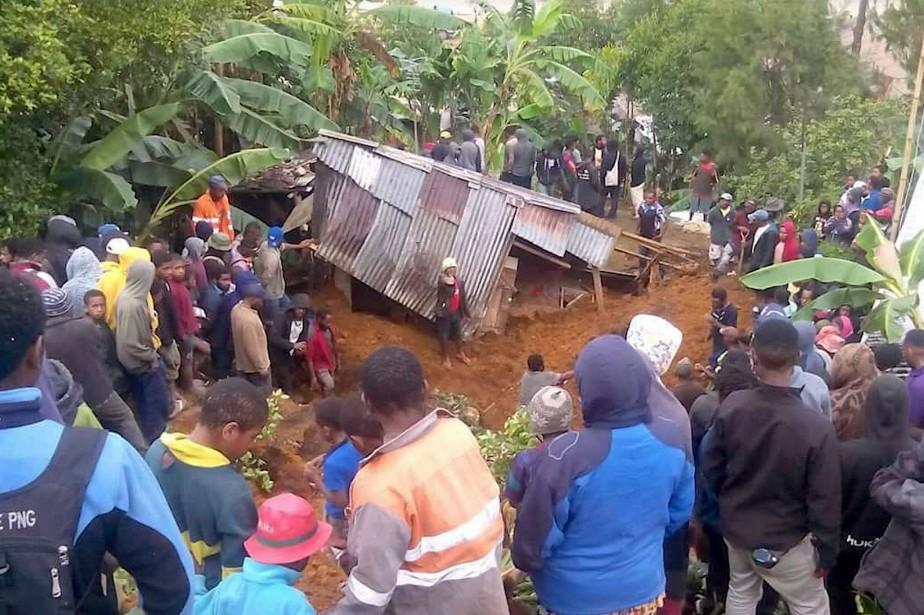 Les séismes sont fréquents en Papouasie-Nouvelle-Guinée qui se... (PHOTO REUTERS)