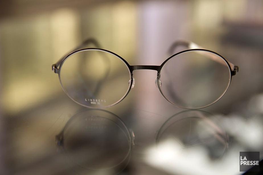 L'Associationdes optométristes du Québec qualifie de «dérisoire» l'offre... (Ivanoh Demers, archives La Presse)