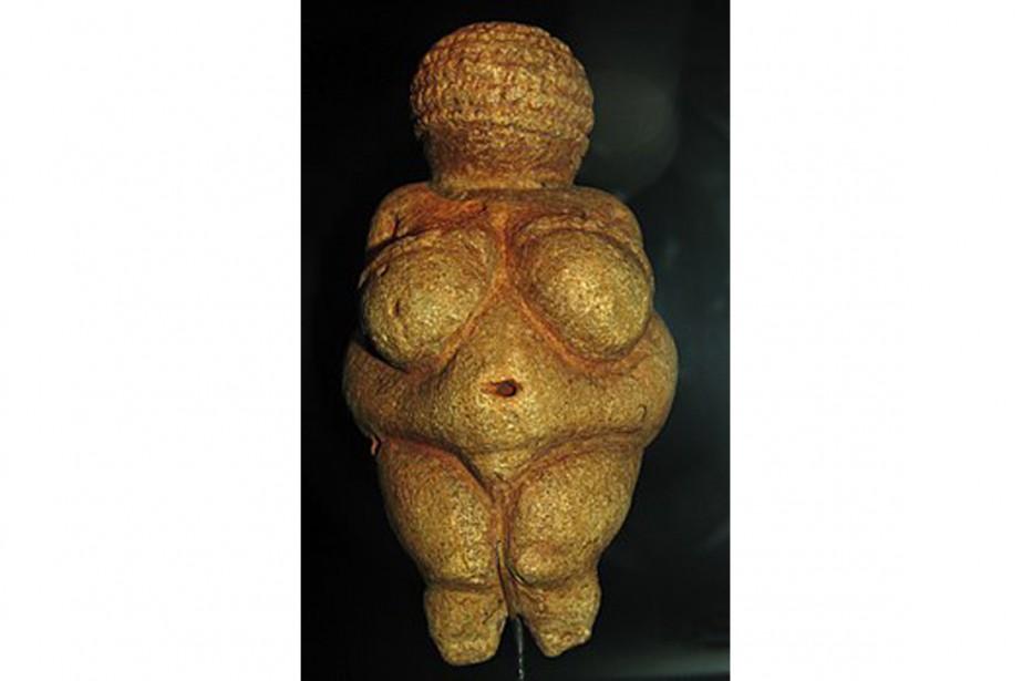 LaVénus de Willendorf.... (PHOTO WIKIPÉDIA)