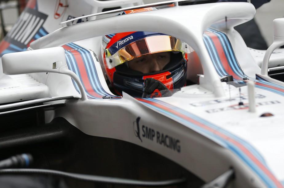 La tête des pilotes de F1 est désormais... (photo AP)