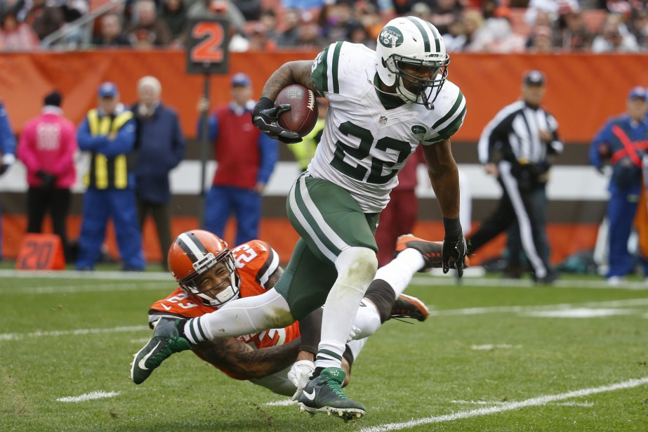 Matt Forte... (Photo Ron Schwane, archives AP)