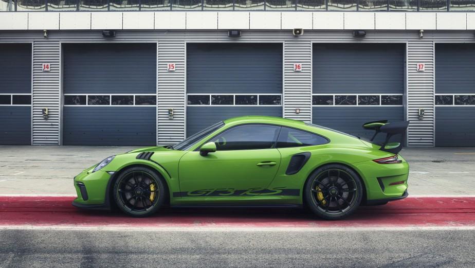 Porsche 911 GT3 RS ()