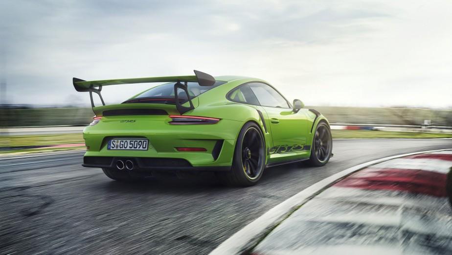 Porsche 911 GT3 RS | 28 février 2018
