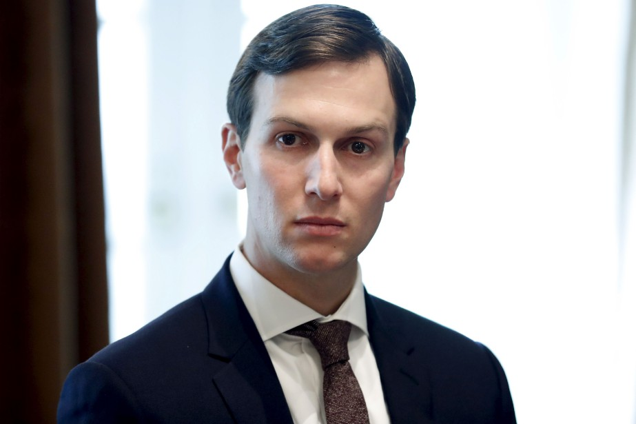 Jared Kushner, le mari d'Ivanka Trump, est devenu... (PHOTO AP)