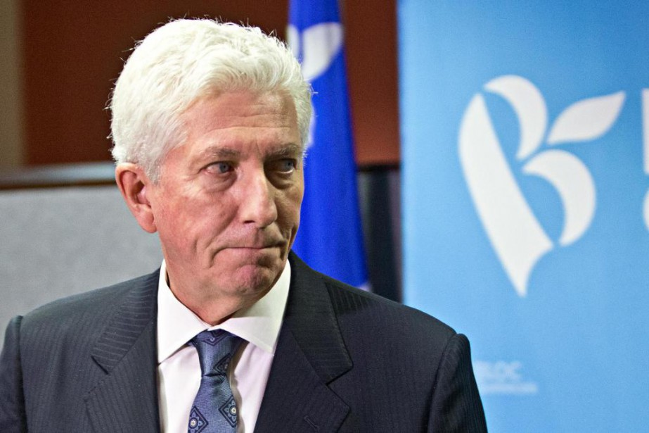 Gilles Duceppe... (Photo Patrick Sanfaçon, archives La Presse)