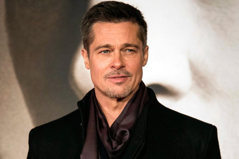 Brad Pitt... (Photo archives AP)