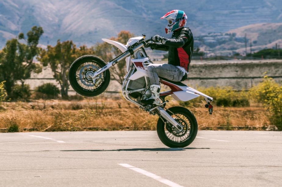 Alta se spécialise dans les motocross mais ses moteurs électriques... | 2018-03-01 00:00:00.000