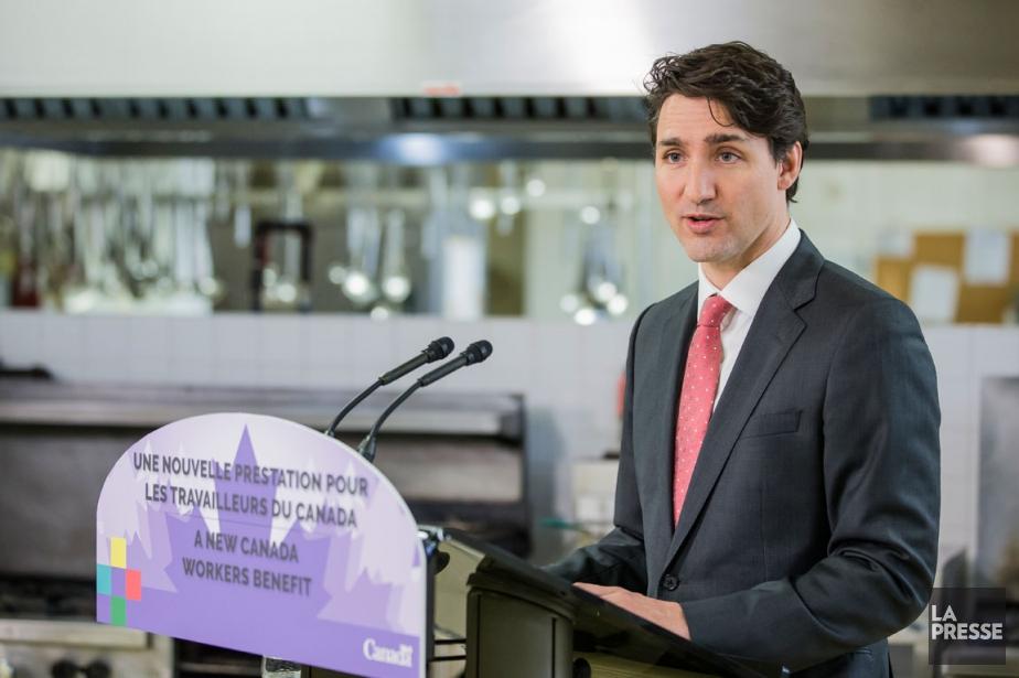 M.Trudeau continue de laisser planer le doute sur... (PHOTO EDOUARD PLANTE-FRÉCHETTE, LA PRESSE)