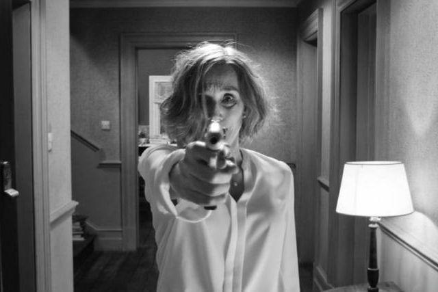 Kristin Scott Thomas dans The Party... (Photofournie par Entract Films)