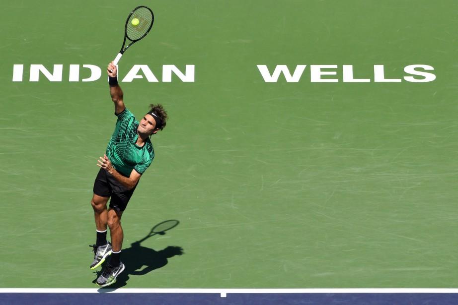 Roger Federer... (photo Jayne Kamin, archives USA TODAY Sports)