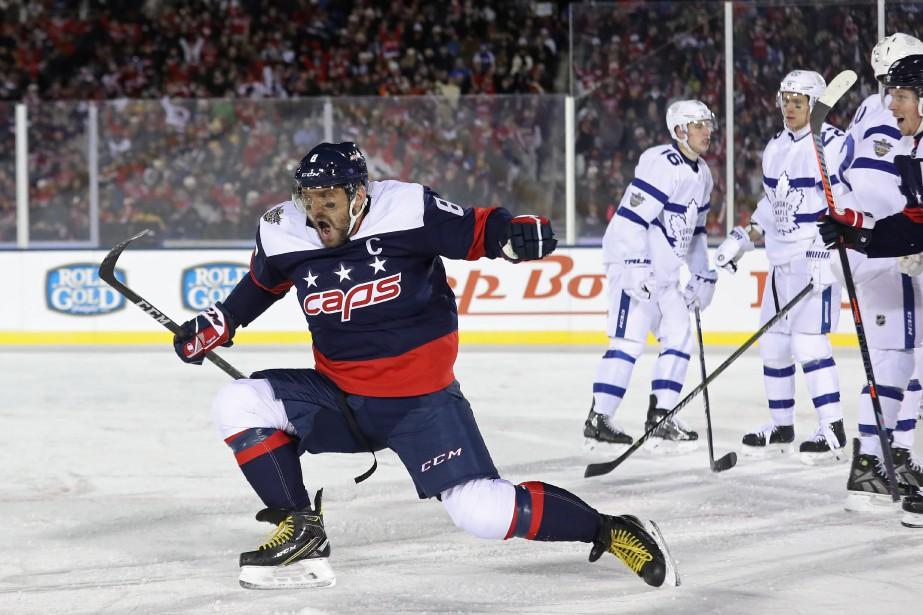 Alex Ovechkin... (USA TODAY Sports)