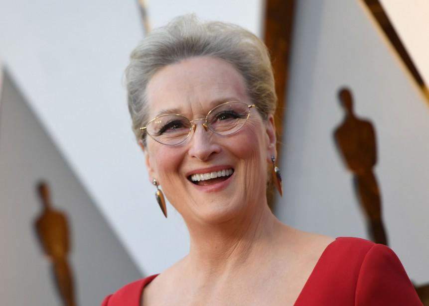 Meryl Streep détient le record de nominations à l'Oscar pour une actrice, avec 21. | 4 mars 2018
