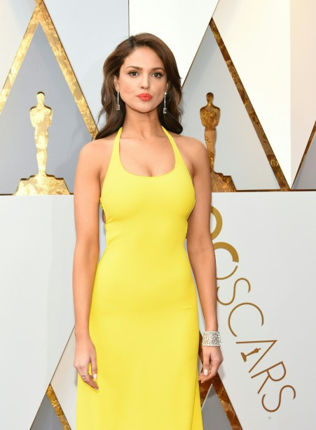 L'actrice mexicaine Eiza Gonzalez. | 4 mars 2018
