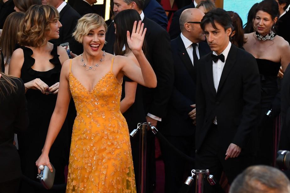 La réalisatrice de  Lady Bird , Greta Gerwig. | 4 mars 2018