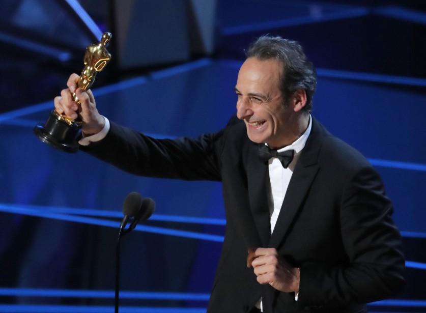 Alexandre Desplat remporte le deuxième Oscar de sa carrière pour la bande originale de <em>The Shape of Water</em>, romance fantastique de Guillermo del Toro.Le compositeur français avait reçu sa première statuette il y a trois ans pour la musique du film <em>The Grand Budapest Hotel</em> de Wes Anderson. (REUTERS)
