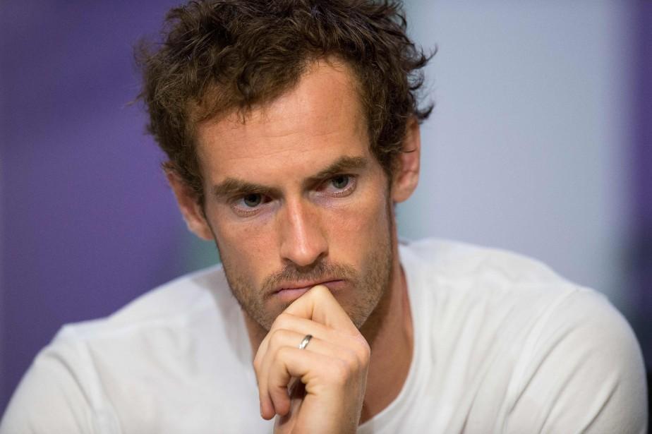 Andy Murrayn'a pas joué depuis le tournoi de... (Photo Joe Toth, archives AFP)