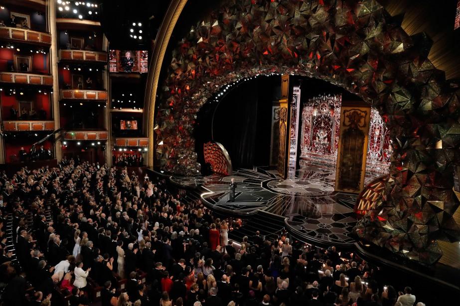 Riche en rebondissements, la 90e cérémonie des Oscars... (Photo Lucas Jackson, REUTERS)