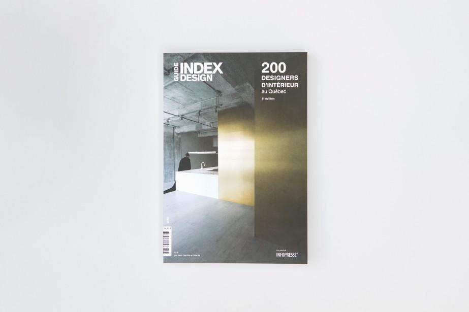 Le nouveau Guide Index-Design.... (Photo fournie par Index Design)