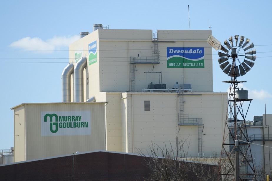 Murray Goulburn est le plus important producteur laitier... (Photo archives Reuters)