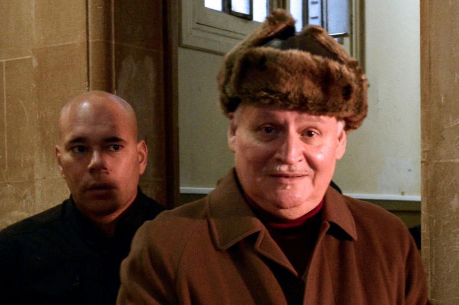 «Carlos le Chacal» (à droite), vu ici en... (Photo Bertrand Guay, archives Agence France-Presse)