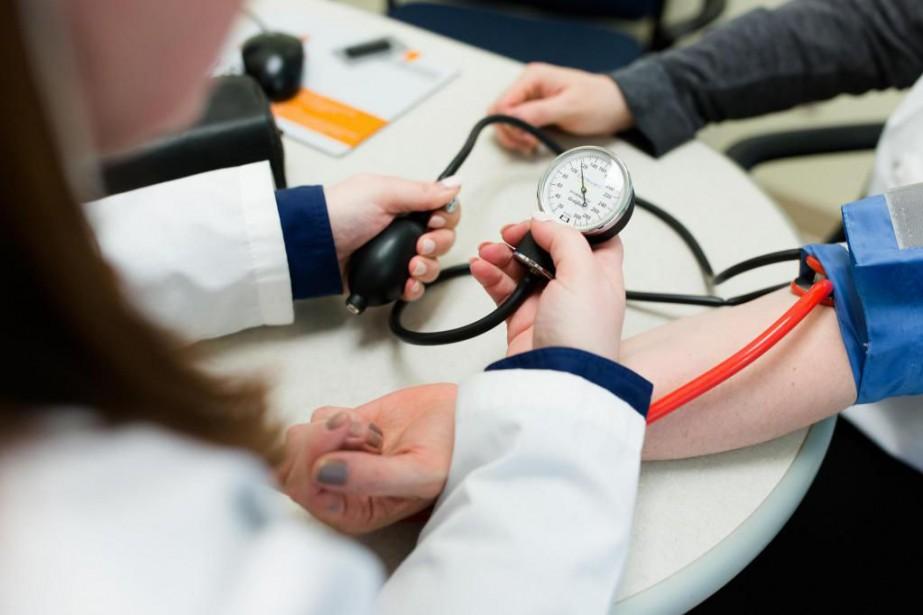 Les coûts d'assurances médicales ont grimpé en flèche... (Photo Edouard Plante-Fréchette, La Presse)